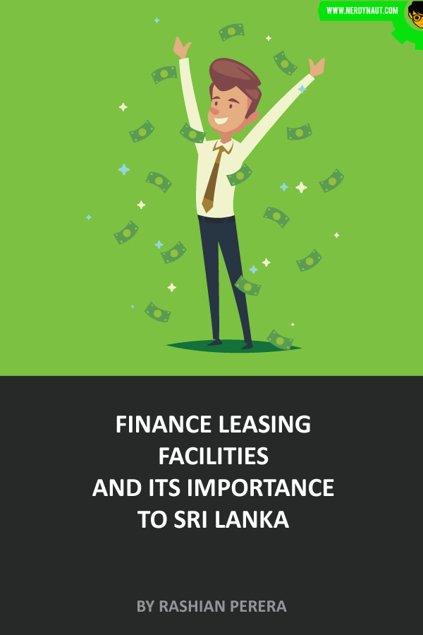 Finance Leasing Facilities and Its Importance to Sri Lanka Front cover