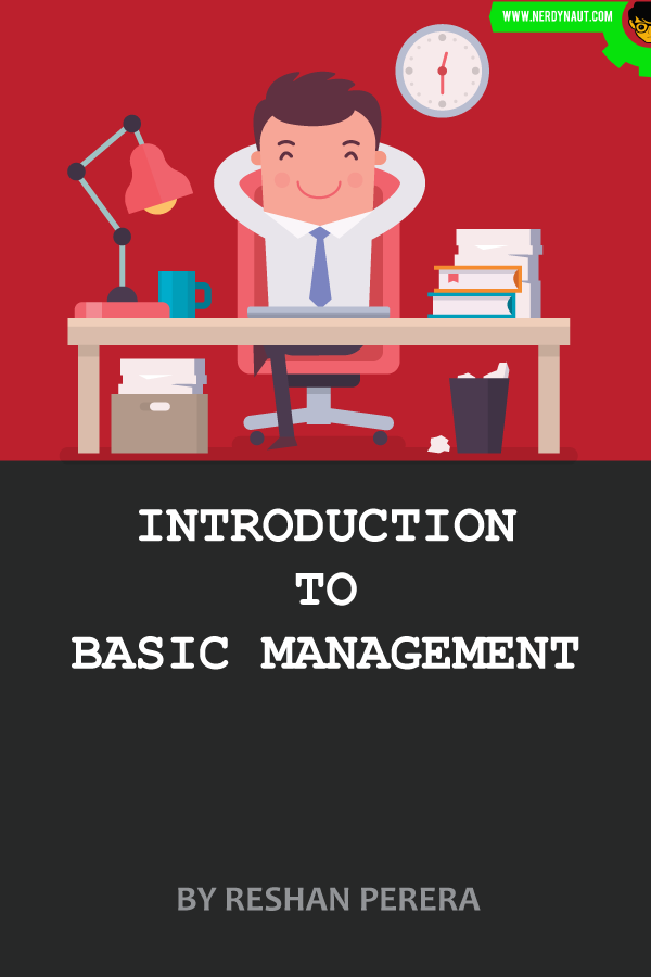 Introduction to Basic Management book front